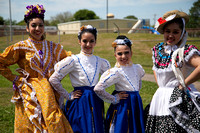 Mexican Heritage Society Dancers of Port Arthur, Texas