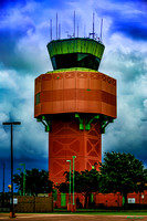 Jack Brooks Regional Airport Tower