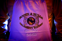 Celebrity Waiter Boots & Bulls Event 2014 Nederland Chamber of Commerce