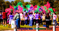 Compassion Color 5K Beaumont, Texas 2013